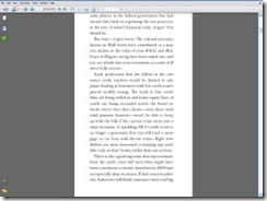 An ebook page partially visible