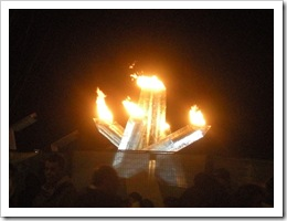 Vancouver 2010 Olympic Cauldron