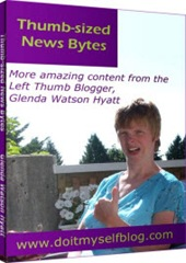 Thumb-sized News Bytes by Glenda Watson Hyatt