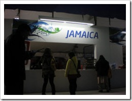 Jamica food booth at Surrey's Celebration Site