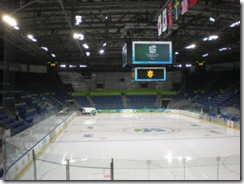 Thunderbird Arena ready for Paralympics Ice Sledge Hockey