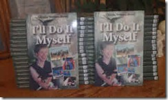 Stack of I'll Do It Myself books