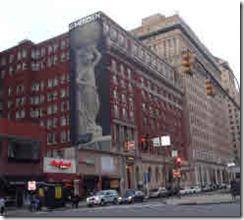 Le Meriden Hotel in Philadelphia