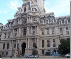 Philadellphia City Hall