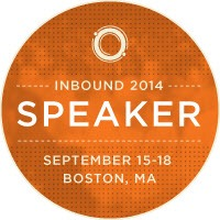 INBOUND 2014 Speaker - September 15-18, 2014 - Boston, MA